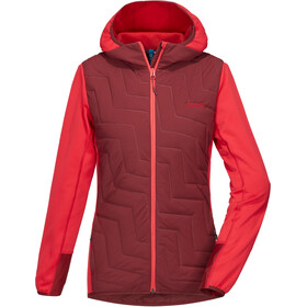 PYUA Blaze Jacket Women red